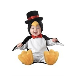 Infant Penguin Costume - Baby Penguin Halloween Costumes--I would love this on Lilly bug!