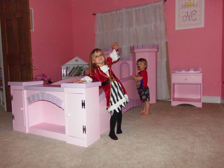 Avidlove Women Deep V Halter Lingerie Lace Babydoll Mini Bodysuit. Castle  BedFrozen BedroomPrincess ...