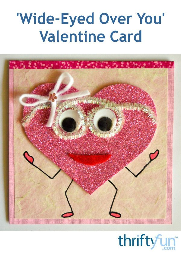 Give your Valentine a DIY card with a cute little heart girl. A card for the young and the young-at-heart! #valentinesday #valentinesdaycards