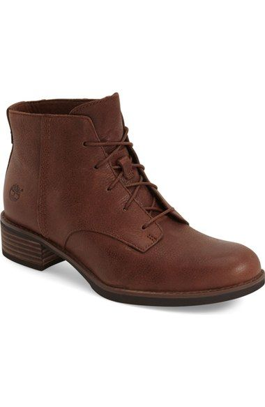 Timberland 'Beckwith' Lace-Up Chukka Boot (Women) available at #Nordstrom