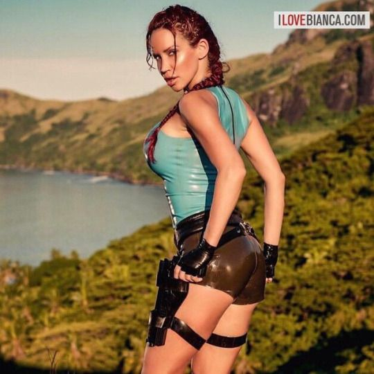 Love Fetish lara croft the 3rd