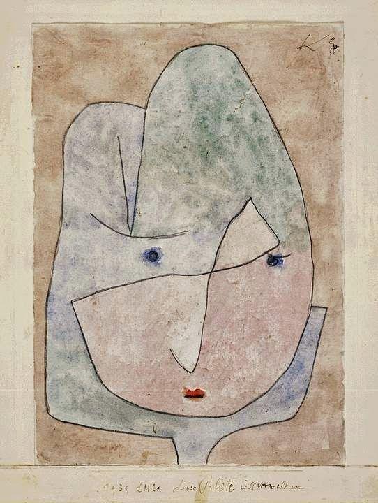 Kindergarten Art Class: ΙΣΤΟΡΙΑ ΜΙΑΣ ΓΡΑΜΜΗΣ - PAUL KLEE