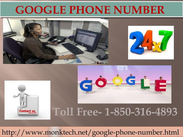 Can I call at 1-850-316-4893 Google Phone Number in public holidays?You can call at the Google phone number which is the toll-free telephone number and is serviceable in every nook and corner across the earth. Hence, if you are having any query regarding Google or encountering any infuriating any Google hurdles then feel free to call at number 1-850-316-4893, an internationally accessible toll-free phone number. For More info visit us: http://www.monktech.net/google-phone-number.html