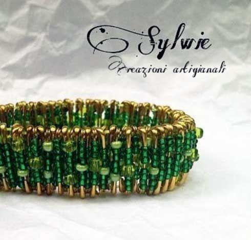 Sylwie - creazioni artigianali – Bigiotteria wire fatta a mano. http://www.vetrinesulweb.net/it/sylwie-creazioni.html