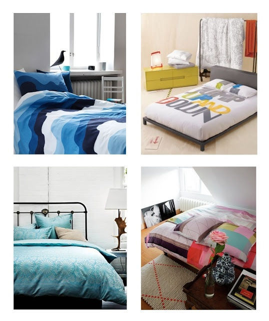 High Definition: Creative Bedding And Linen Designs