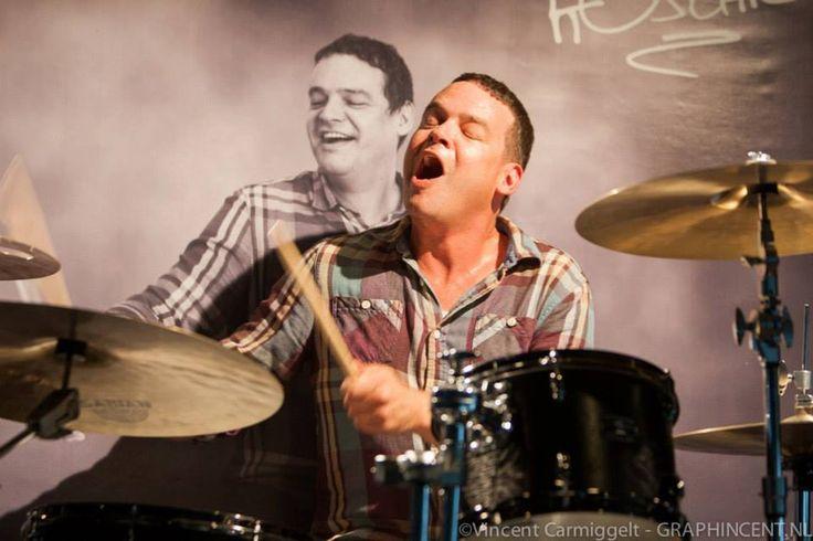 Oscar Kraal opent het North Sea Jazz 2013 | #Y4U | Drummerstalk