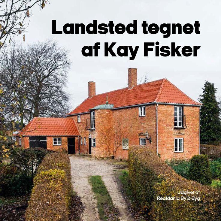 Landstedet, der er tegnet af Kay Fisker, blev opført som sommerbolig til…