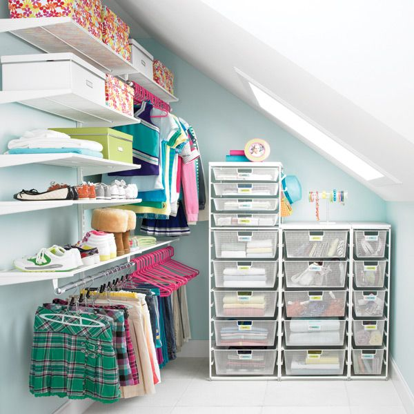 34 Best Organized Kids Closets Images On Pinterest Cabinets