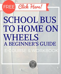 Lately, I have been noticing that several people are selling their Skoolies. Most of these school buses are partially converted. It really got me to thinking, WHY? Which caused me to examine our own experience converting and living in a converted school bus. I came to realize that there are three school bus conversion mistakes