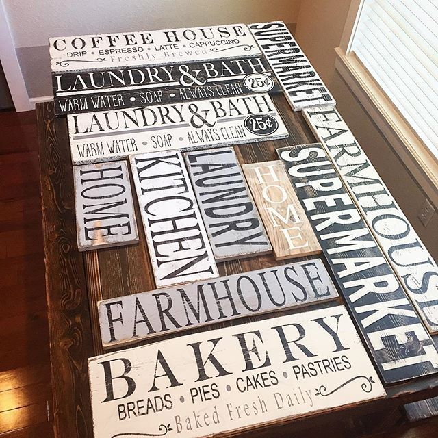 Kitchen Wood Signs Decor Delectable 284 Best Images About Crafts On  Pinterest Wooden Signs Wall Inspiration