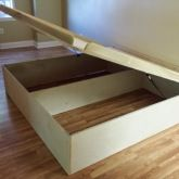 king size platform bed wstorage kreg ownersu0027 community