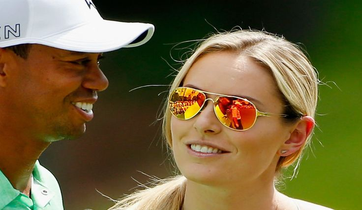 Both Tiger Woods & Lindsey Vonn Optimistic About Recovery From Recent Ailments