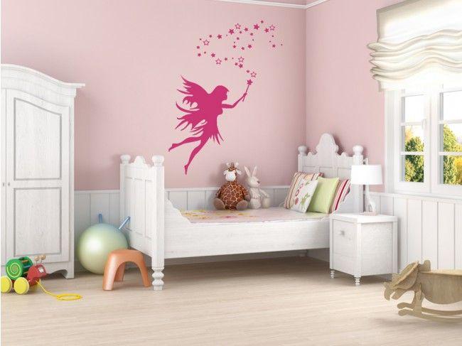 Vinilo adhesivo Paseo de hada es una decoración ideal para habitación de cada Pequeña Princesa ♛♚