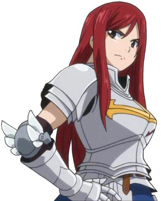 Quiz: Which Fairy Tail Character Are You? I tied between Lucy, Natsu, and Erza