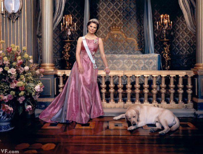 Znalezione obrazy dla zapytania princess victoria 2003