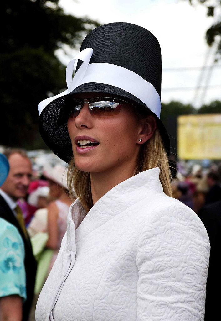 Zara enjoyed the 2003 Royal Ascot. | Why Zara Phillips Might Be the Coolest Royal of them All | POPSUGAR Celebrity