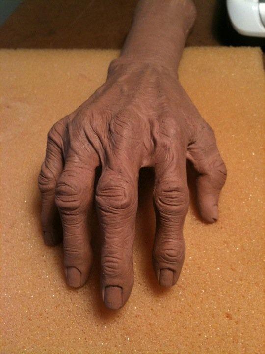 Hand Idea (Old Gladis)