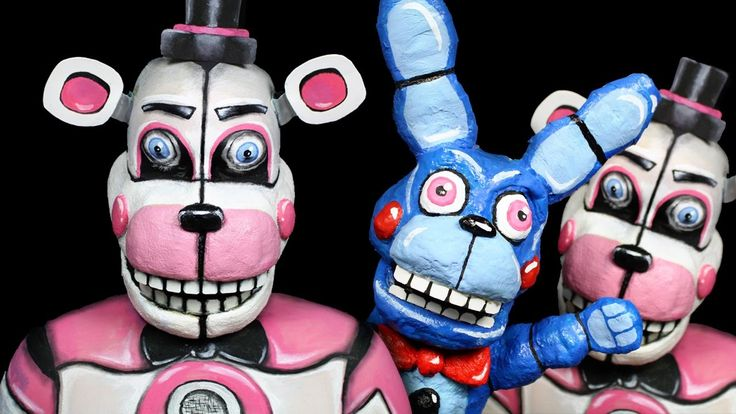Best 25+ Fnaf Sister Location Characters Ideas On
