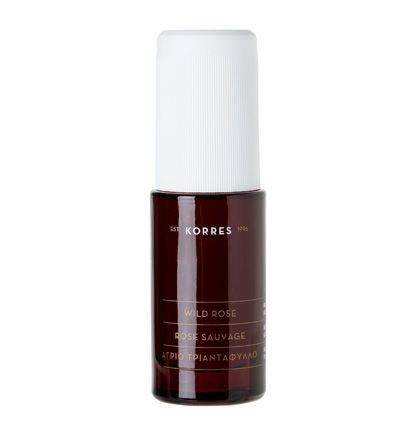 Brightens and smoothes the fine lines! #korres_skincare #wildrose