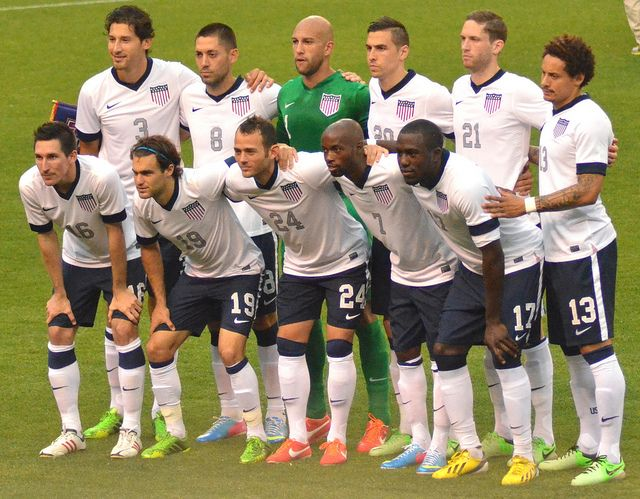 Usa Men S Soccer Team Has A Huge Challenge Ahead Of It In This World Cup