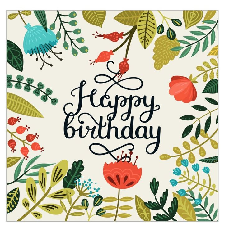 Free Printable Cards For Birthdays | POPSUGAR Smart Living