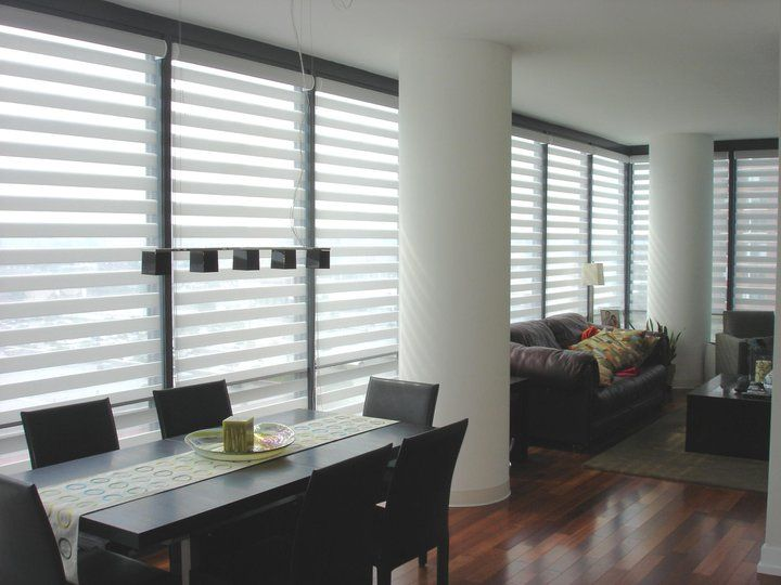 Budget Blinds aides you in making your home unique and innovative with Illusions window shades.