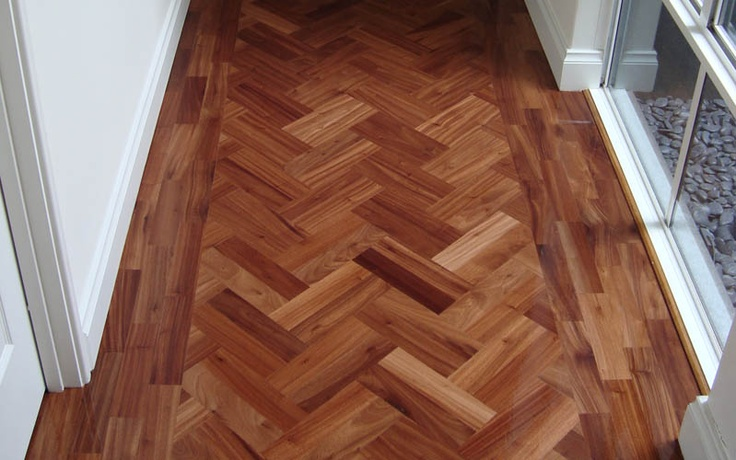 Wood Floor Inlay Ideas For Faux Inlay Wood Floors