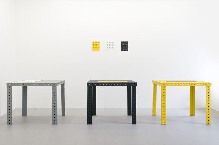 RUTTKOWSKI;68 Gallery, Köln.  3+ TABLES  https://shop.zieta.pl/pl,p,27,100,_table.html