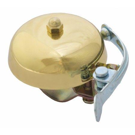 Zvonček Brass Vintage Bike Bell, zlatý