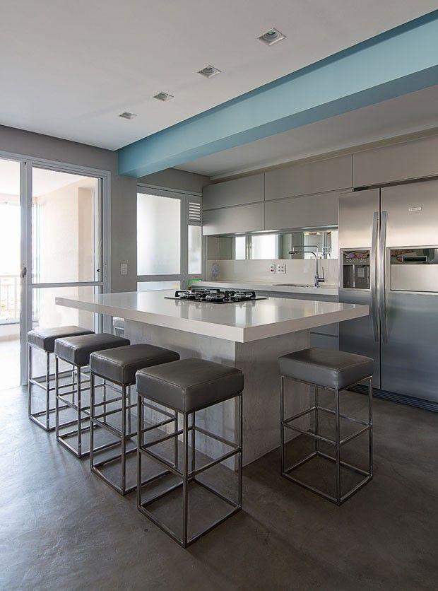 Apartamento de 68 m² tem sala ampla perfeita para receber