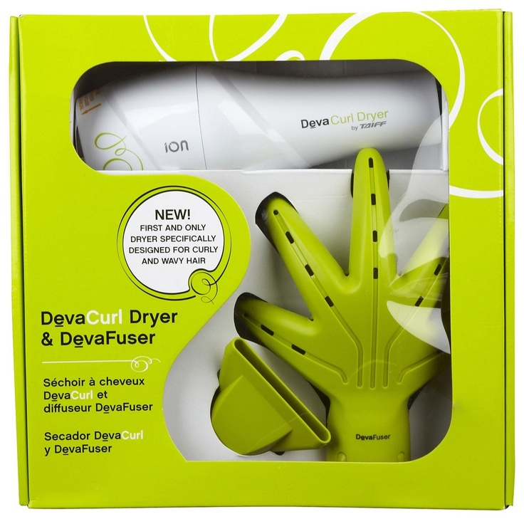 Deva Blow Dryer with Diffuser