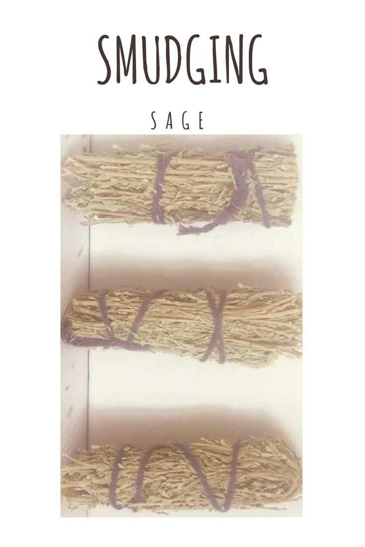 Sage is an excellent tool for clearing unwanted energy from around your personal space and your aura. With each set ordered receive a free cleansing ritual to help you effectively smudge