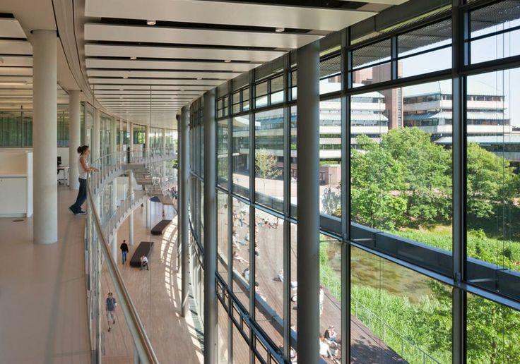 ingenhoven   Projekte   Oeconomicum Universität Düsseldorf