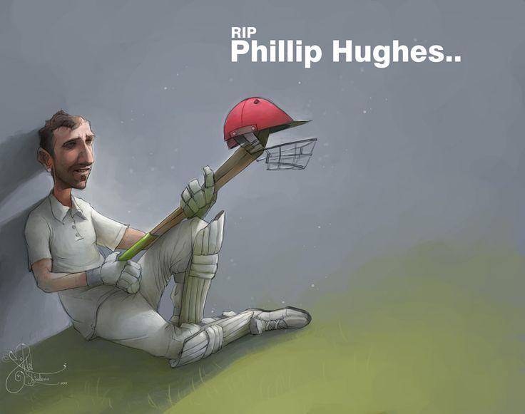 RIP Phillip Hughes