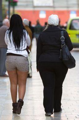 A menor nivel educativo, más obesidad. http://www.farmaciafrancesa.com