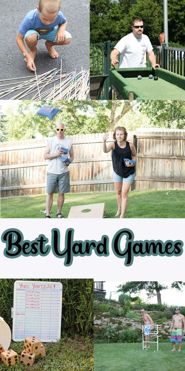 Local Best Yard Games Company
