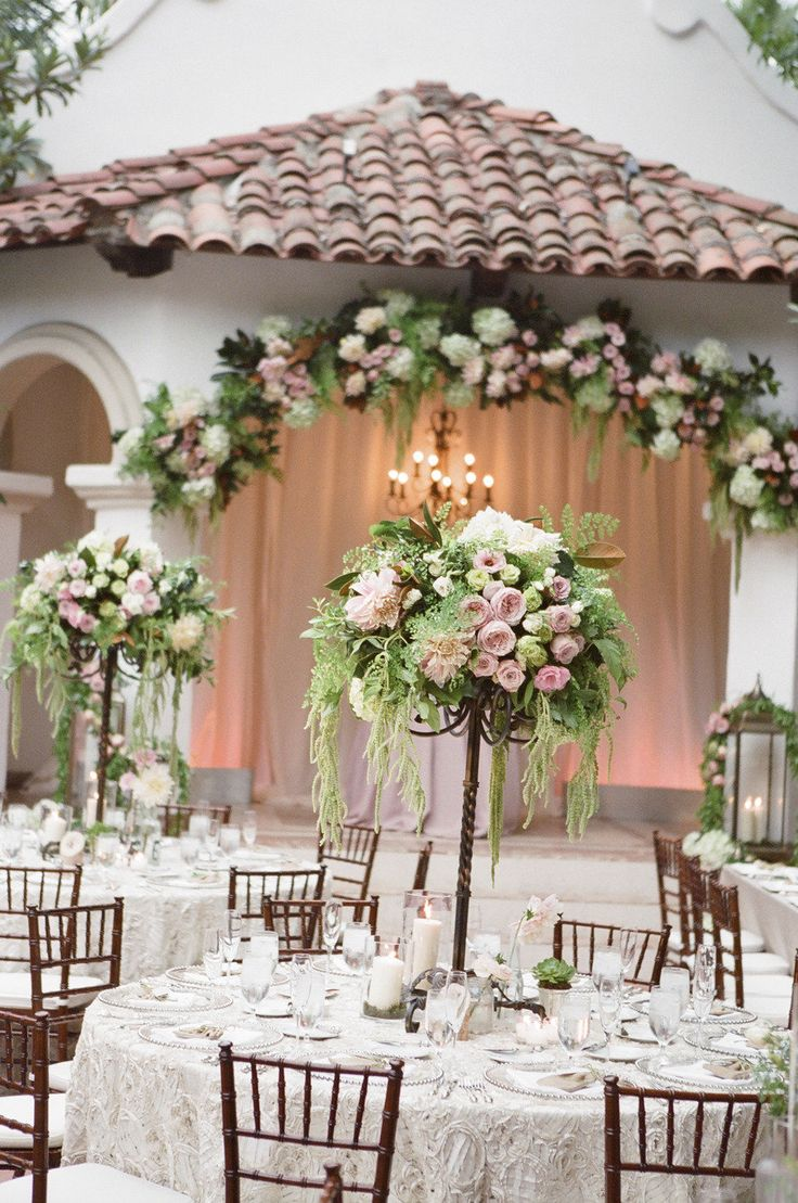 88 best images about tall centerpieces on pinterest receptions wedding and hydrangeas. Black Bedroom Furniture Sets. Home Design Ideas