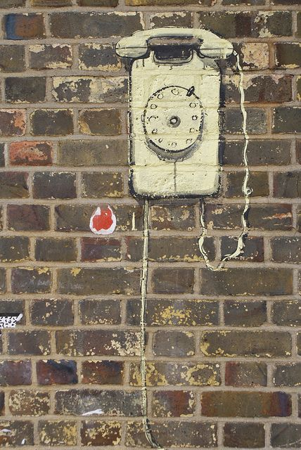phone #streetart