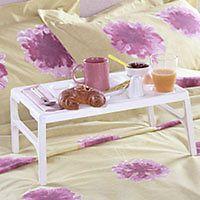PRATICO Vassoio-tavolino pieghevole colazione a letto