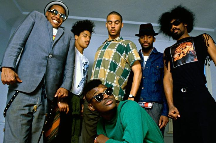 #fishbone 1988 another all black band that suffered for not playing the type of music they were were expected to.  They came together in #losangeles in the late #70s playing a mix of #ska #punk #funk #rock and #soul that gave radio programmers and their record label fits for not falling neatly into a recognizable genre.  Their energy and blazing live shows gained them a sizeable audience and they played #lollapalooza in 1993.  Fatigue and lack of consistent success wore away at them and were…