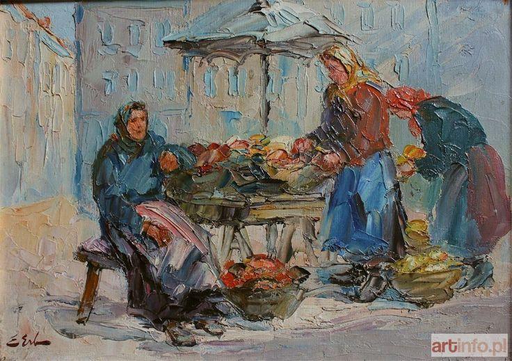 Erno ERB ● Przekupki ● Aukcja ● Artinfo.pl