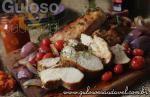 Peito de Frango Grelhado com Chutney de Tomate