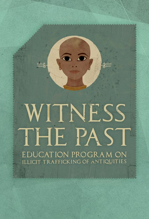 Educational films for ages 6-12 about looting antiquities. WITNESS THE PAST | Anemon