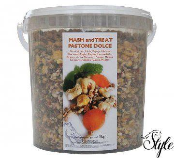 OFFICINALIS mash papayás-almás-lenmagos 3 kg