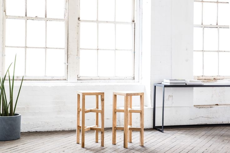 Terzini High Stool