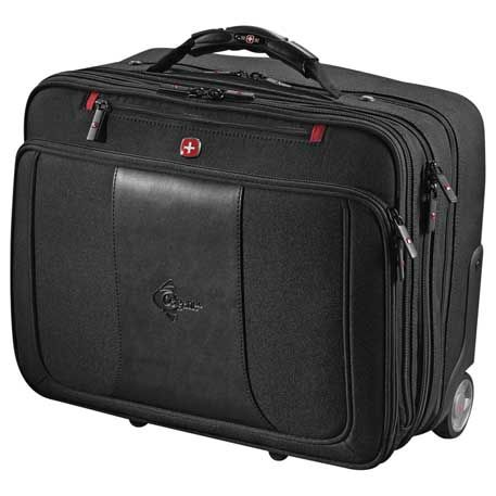 Wenger® Transit Deluxe Wheeled Compu-Case - 9350-68 - 9350-68 - Leeds - Price: $177.00/ea (Qty: 95)
