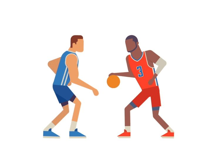 Our latest ESPN gif.  Chris Paul scores a lot of buckets after getting open using his signature crossover dribble.