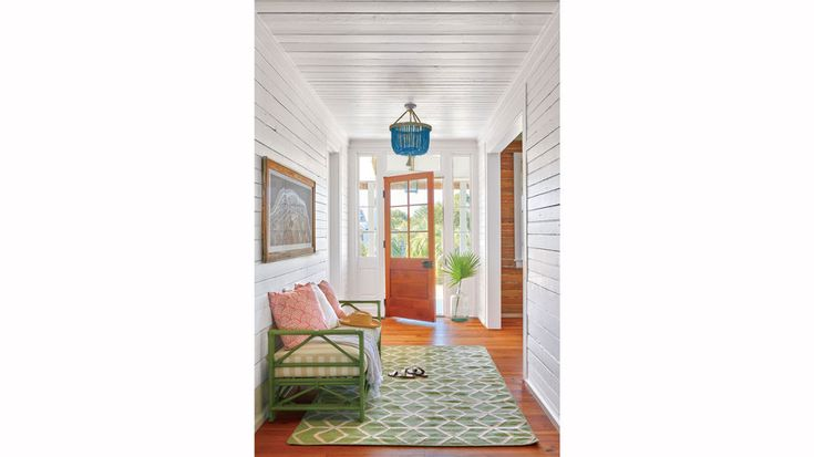 Keep Your Cool   A Sullivan's Island antebellum cottage has surprising ties to a famous poet and lives up to island legend with an artful redo that safeguards its modest, 900-square-foot beginnings.