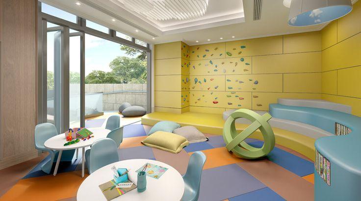 兒童遊樂室及戶外遊樂場 * #