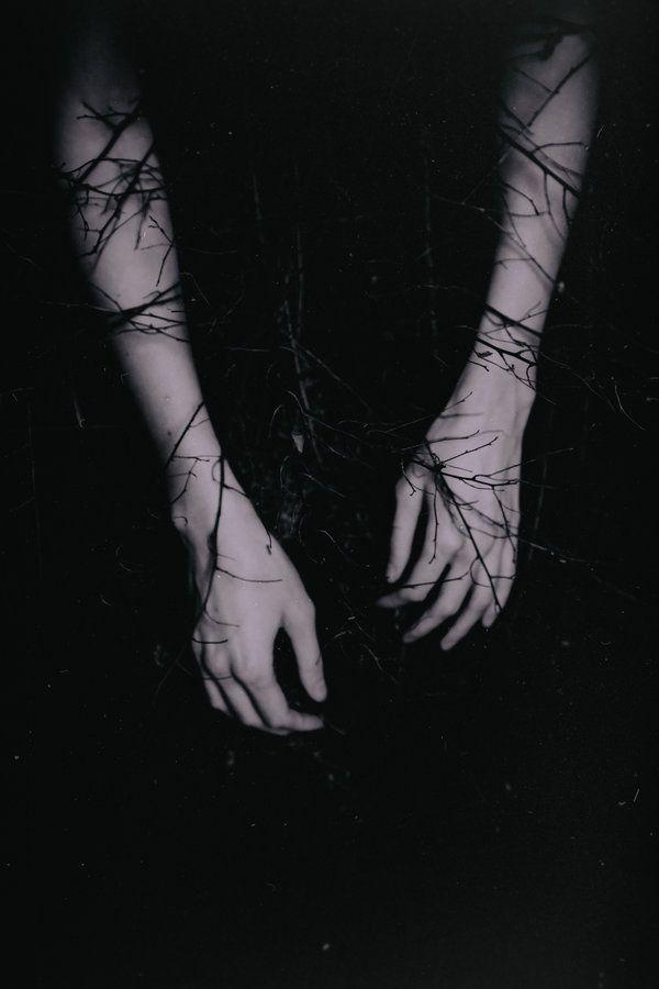 Wenn die Dunkelheit nach dir greift ...